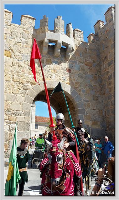 #ÁvilaMedieval como volver al medievo en un fin de semana 16
