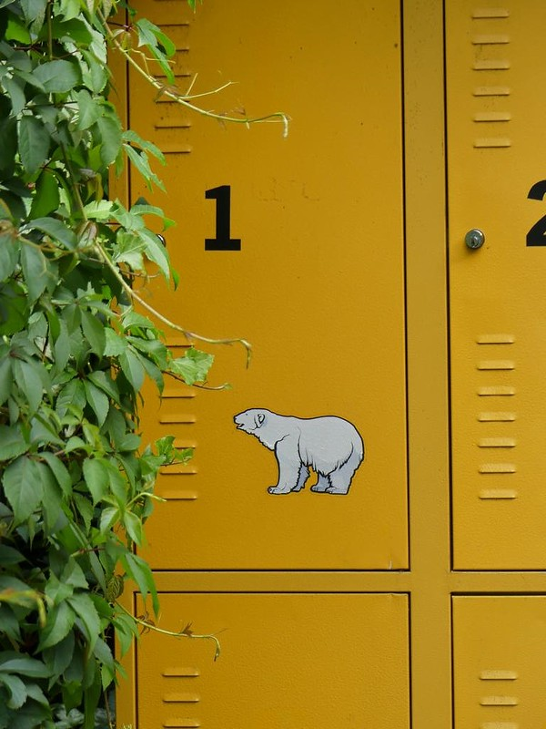 Schließfächer, Zoo Prag