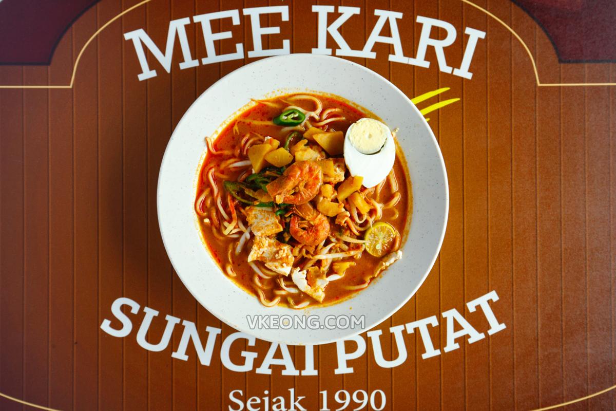 Mee Kari Sungai Putat Melaka