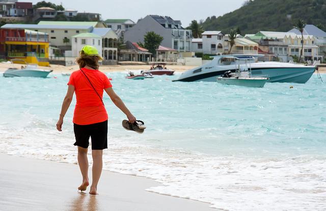 Saint Martin, pre-Irma