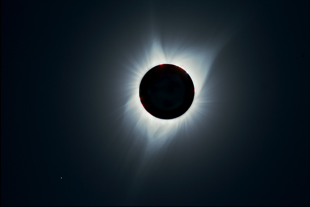 Total Eclipse 21st August 2017
