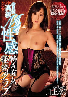 PRED-013 Membership System Luxury M Sensibility Special A Sluts Secret Club Kawakami Yu