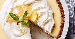 You'll Understand Why Joanna Gaines's Lemon Pie Is Her Favorite Once You Make It Yourself