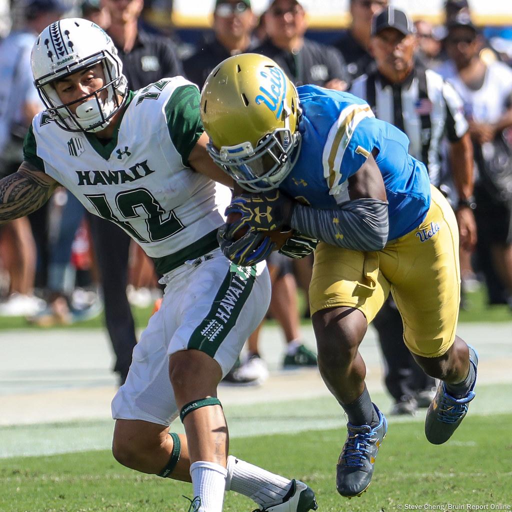 UCLA/Hawai'i Photo Gallery: First Half