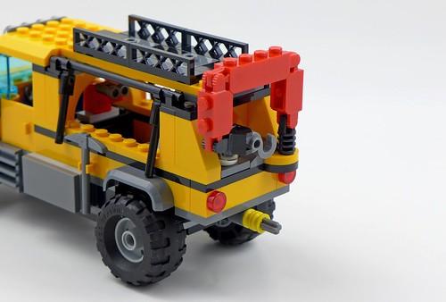 LEGO City Jungle 60161 Jungle Exploration Site 60