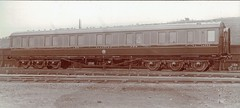 London, Midland and Scottish Railway - LMS twelve-wheel sleeping car Nr. 10383 (1910)