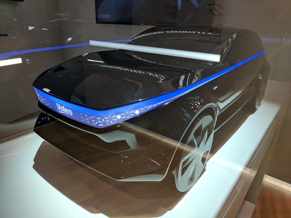 Valeo Future Car Concept (IAA)