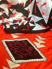 HST Improvisation quilt