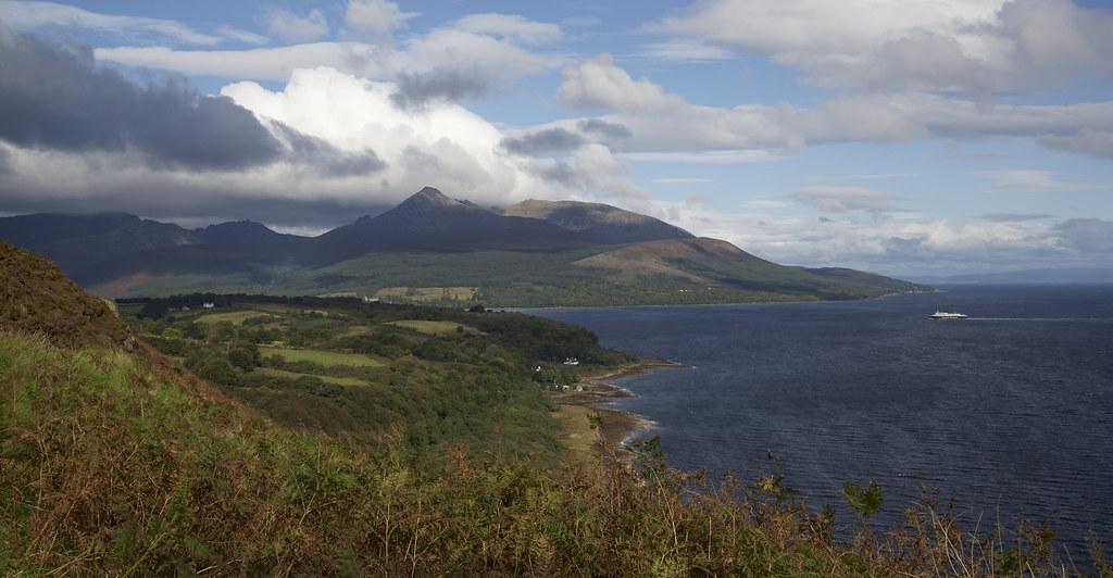Clauchlands point scotland tripcarta for 23 hamilton terrace lamlash