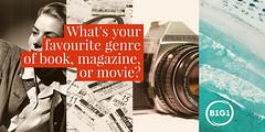 24 Favourite Genre