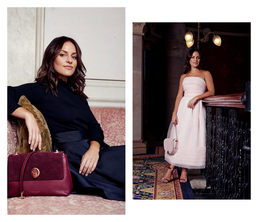 The Little Magpie Ted Baker Campaign