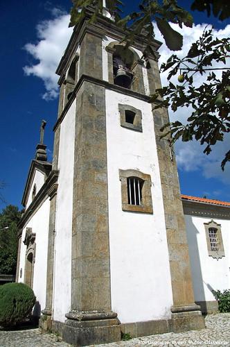 Igreja Matriz de Serrazes - Portugal 🇵🇹