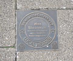 Photo of Bronze plaque number 43605