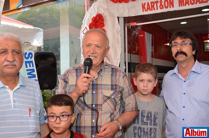 Esnaf ve Sanatkarlar Odası Başkanı Nuri Demir