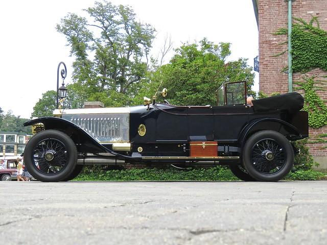 1914 Rolls Royce Silver Ghost Misselwood 38