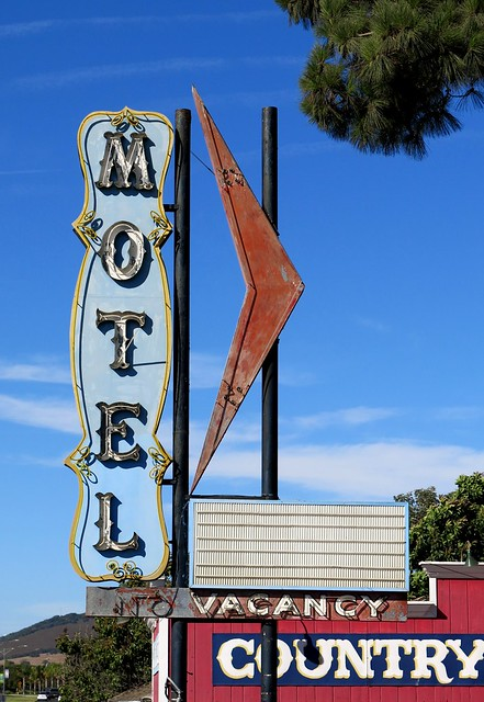 Country Lane Motel - Buellton, Calif.