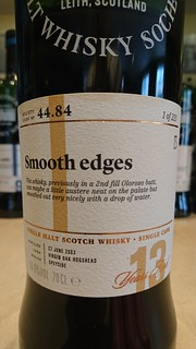 SMWS 44.84 - Smooth edges