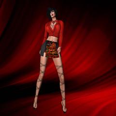 Baboom **Denise Jacket § Tabby Skirt**