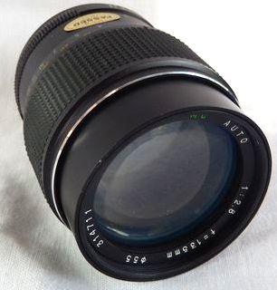 Zeniton MC Auto 2,8, Nikon COOLPIX S9500