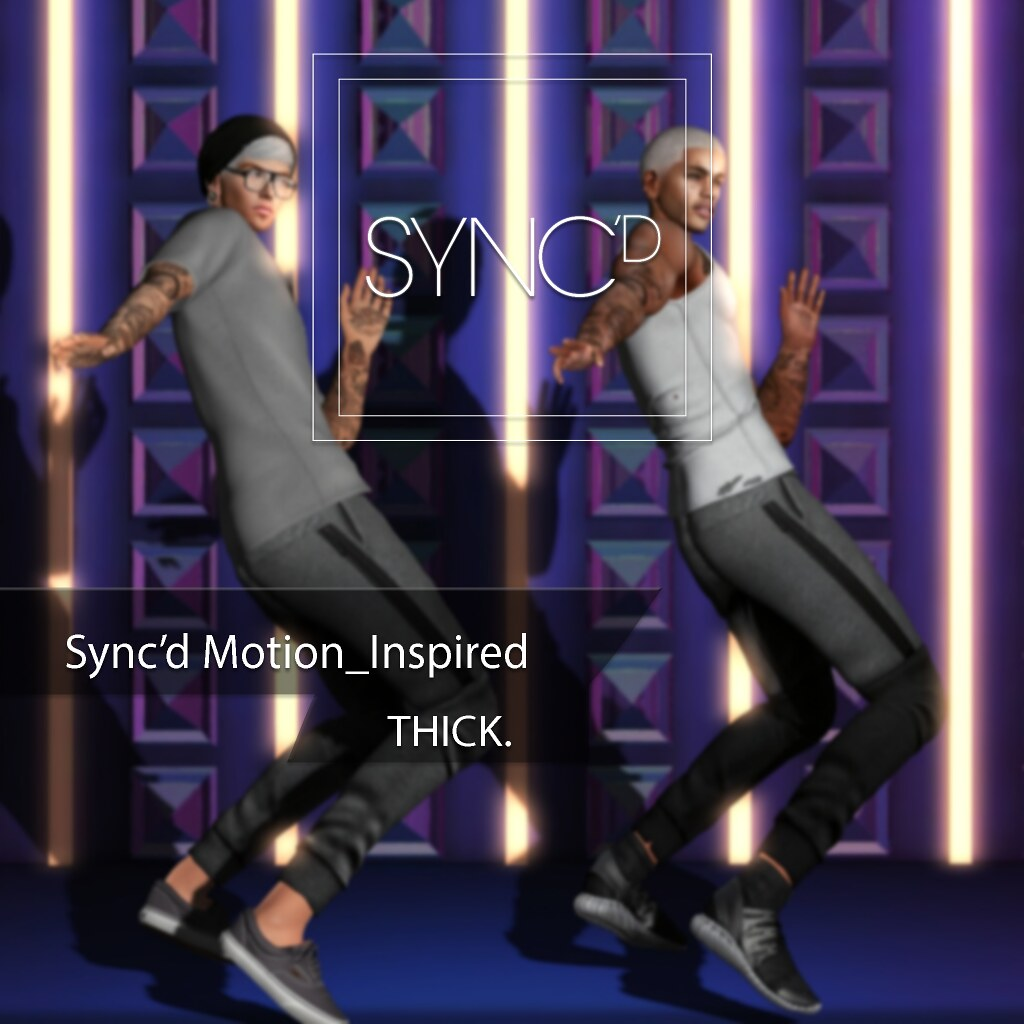 Sync'd Motion__Inspired - Thick Pack