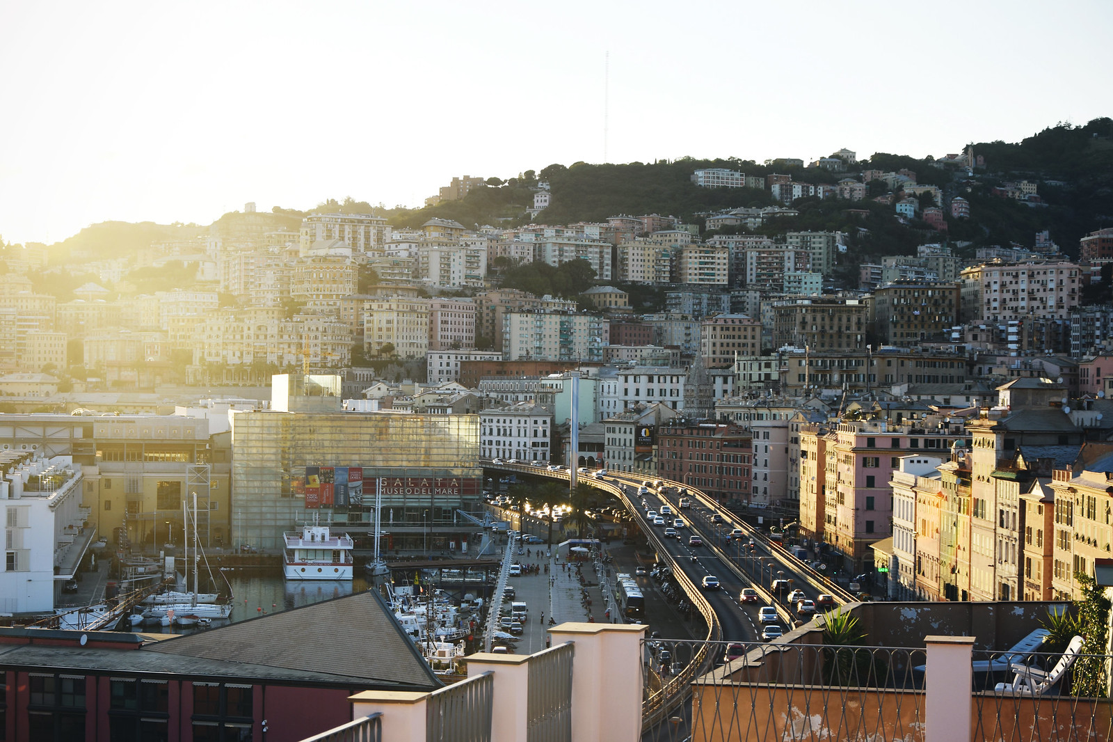 Where to stay in Genoa
