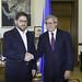 Secretary General Meets with Mayor of Lechería, Venezuela