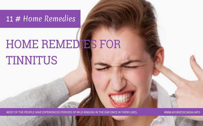 Top 11 Home Remedies For Tinnitus