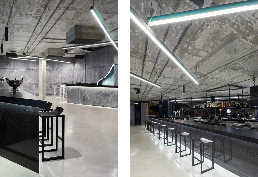 D3 Lounge: Diseño de integración máxima