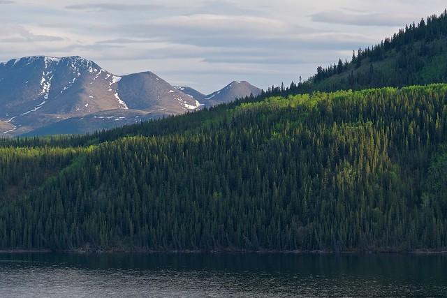 Little Peak Mountain Peeking, Fujifilm X-T2, XF18-135mmF3.5-5.6R LM OIS WR
