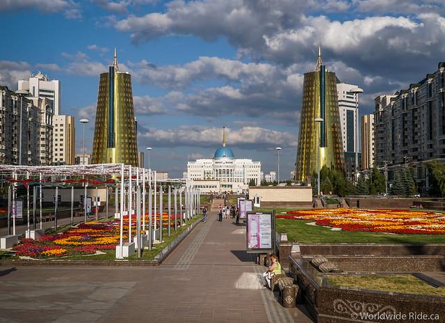 Kazakstan Astana-4