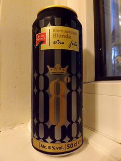 Belle France (Saint-Omer), Bière Spéciale Blonde Extra Forte, France