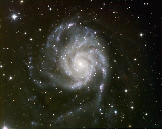 M101-LRGB