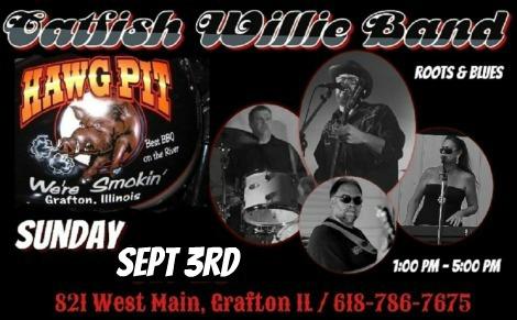 Catfish Willie Band 9-3-17