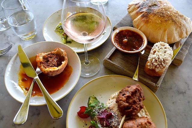 Lunch at Duck & Waffle | www.rachelphipps.com @rachelphipps