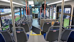 Montgomery County Transit Ride On extRa 2017 Gillig Low Floor BRT Plus #4056D