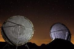 Guardate le stelle e non i vostri piedi. Radar Monte Giogo.