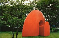 Lugar com Arco - Maquete
