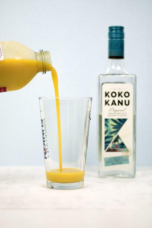 Koko kanu Cocktail