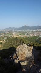 Panorama Ouest de Hyères