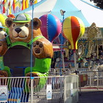 Bear Affair, Samba Balloons And Merry Go Round.