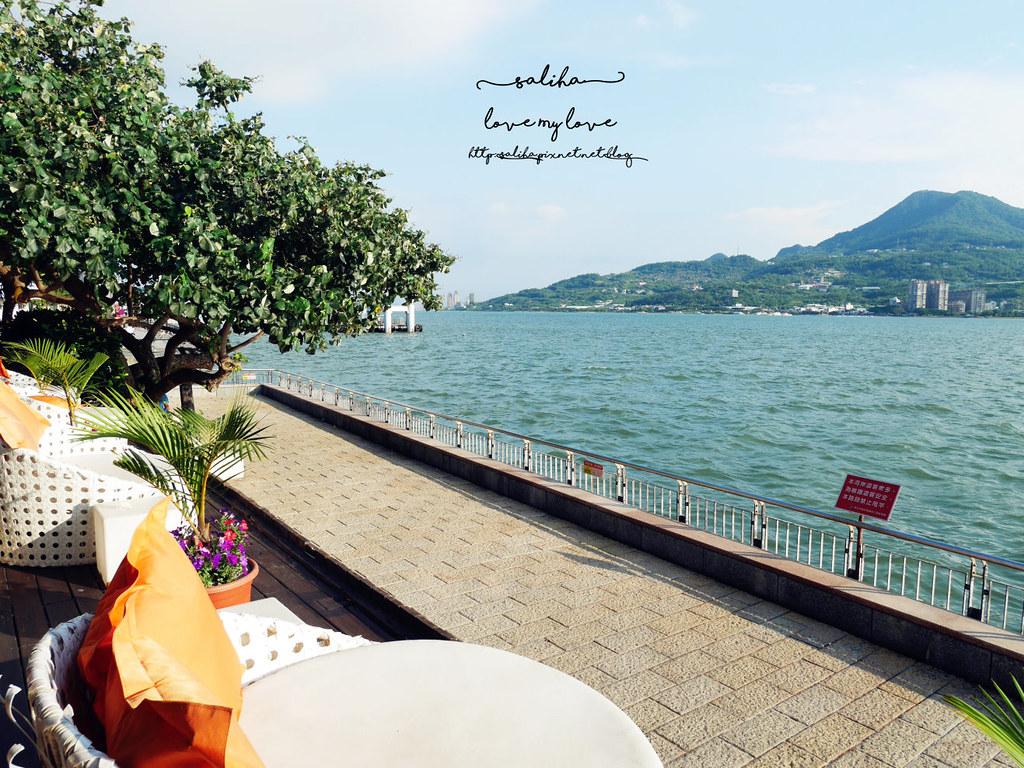 淡水老街景觀餐廳推薦榕堤水灣餐廳 (19)