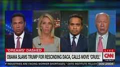 CNN's Lemon, Gergen: Trump's 'Cruelty' Over DACA Reveals His Racist 'Values'