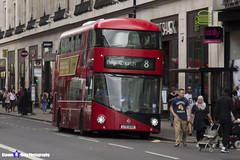 Wrightbus NRM NBFL - LTZ 1240 - LT240 - Bow Church 8 - Stagecoach - London 2017 - Steven Gray - IMG_1154