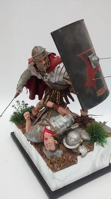 """""Legio IX Hispania"" Britain 65 A.C. 36350252321_8b18da2ccc_z"