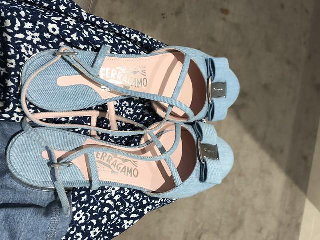 IMG_0056 blue sandals, Ferragamo