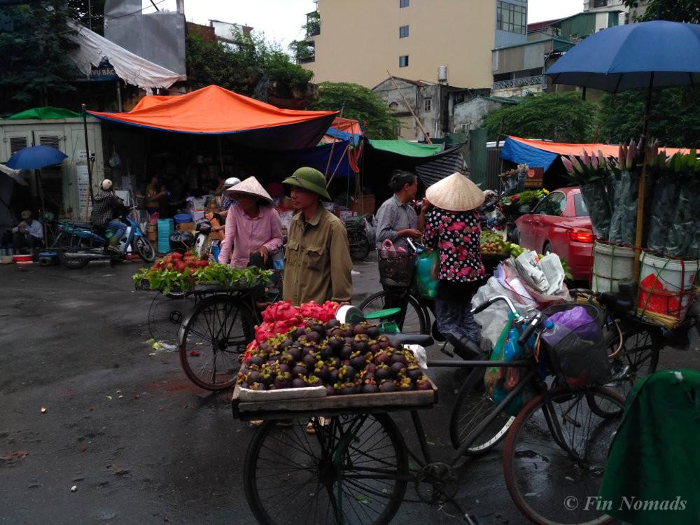 Vietnam budget traveling