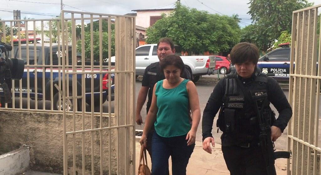 Maria Rosário. Operação Perfuga