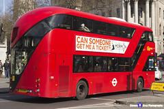 Wrightbus NRM NBFL - LTZ 1041 - LT41 - Liverpool Street 11 - Go Ahead London - London 2017 - Steven Gray - IMG_5888