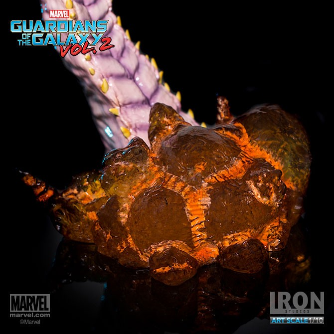「Showtime A-Holes!!」Iron Studios Battle Diorama 系列 星際異攻隊2【星爵】Guardians of the Galaxy Vol. 2 Star Lord 1/10 比例決鬥場景作品