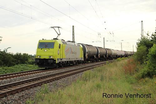 E-loc 119 008(Oßmannstedt 8-8-2017)